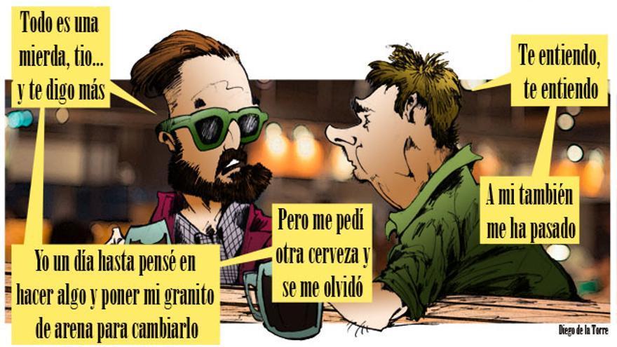 Conversaciones de bar