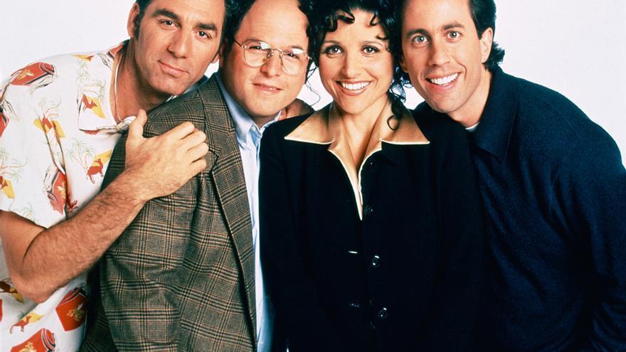 El reparto principal de Seinfeld predijo la llegada de Airpnp