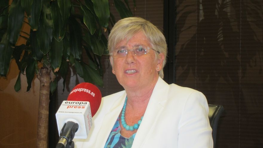 """Consejera catalana dice que no pedirá las llaves a los colegios porque el Govern """"tiene la entrada garantizada"""""""
