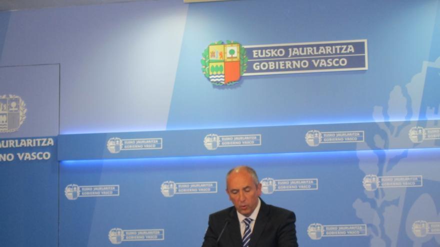 """Gobierno vasco dice que el Plan de Paz no está """"avocado al fracaso"""" y espera alcanzar consensos durante su gestión"""