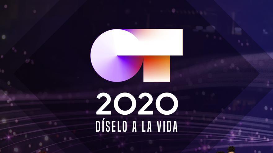 Cartel 'OT 2020: Díselo a la vida'