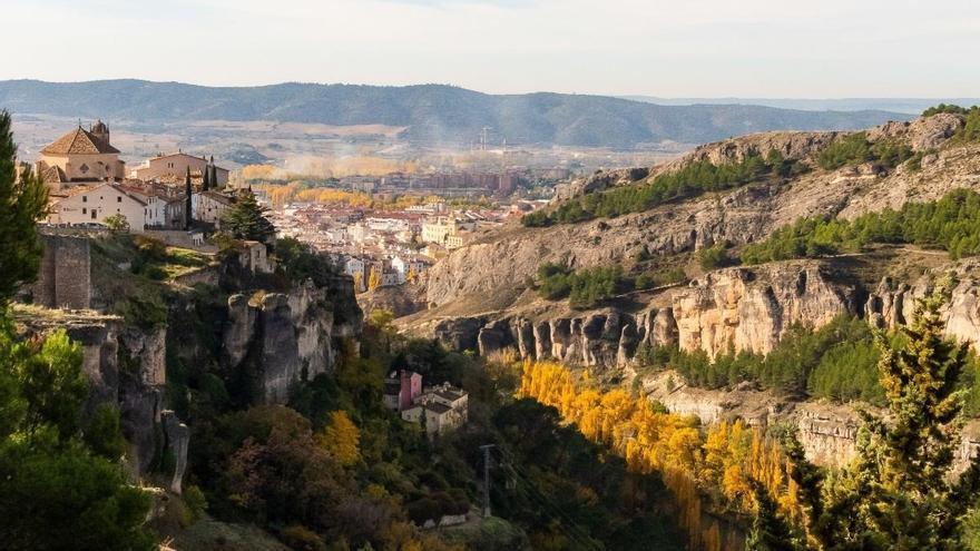Vistas de Cuenca FOTO: FSC