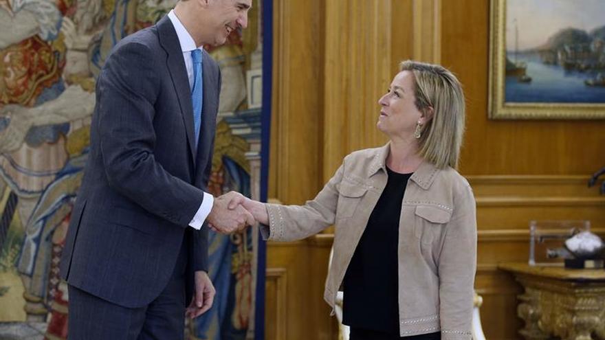 El Rey abre el martes su ronda de consultas, que completará el jueves con Rajoy