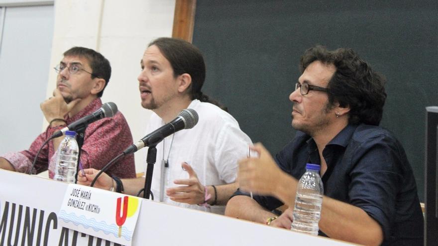 """Monedero acusa a Anticapitalistas de """"intentar crecer"""" con el asunto del chalé: """"No son revolucionarios, son revoltosos"""""""