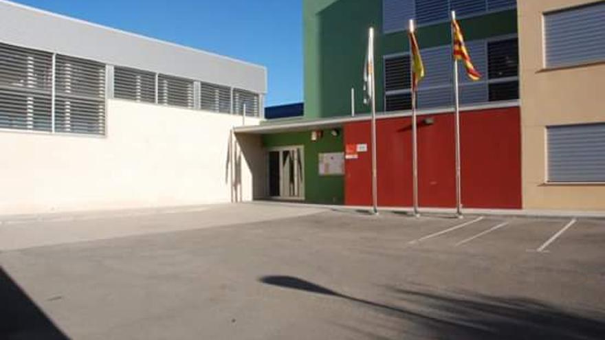 En la actualidad hay en Cuarte de Huerva dos colegios públicos