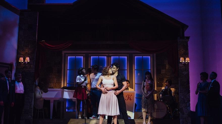 El musical 'Dirty Dancing', que recrea fielmente la película, ya ha vendido la mitad del aforo