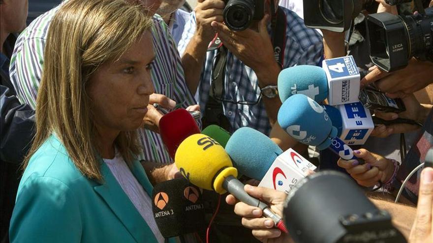 """Mato dice que el premio a la ONCE es de """"los más merecidos en la historia"""""""