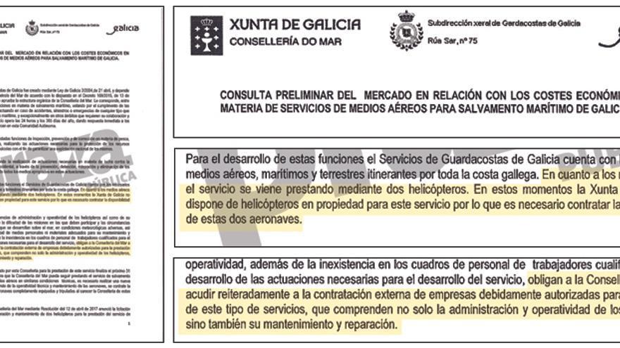 Detalles de la consulta lanzada por la Xunta para empresas del sector aeronáutico