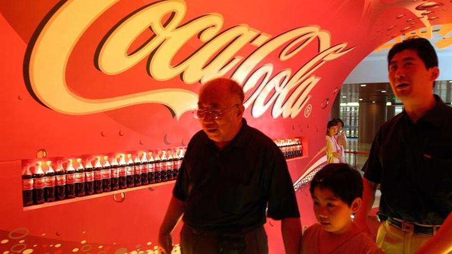 Trabajadores de Coca-Cola en China inician huelgas en tres ciudades del país