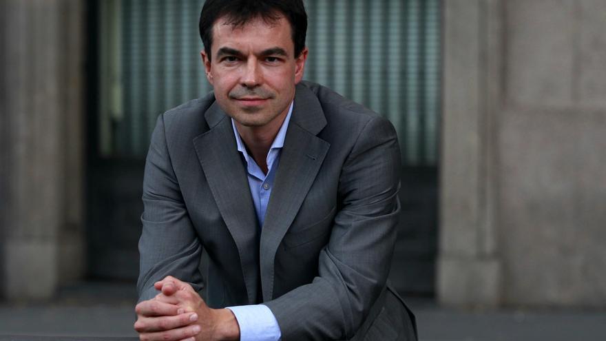 Andrés Herzog, abogado y responsable de Regeneración Democrática de UPyD. / Marta Jara