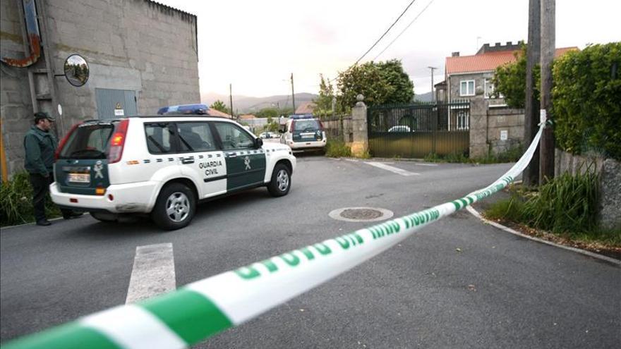 Hallan en Valga (Pontevedra) el cadáver de un anciano con signos de violencia