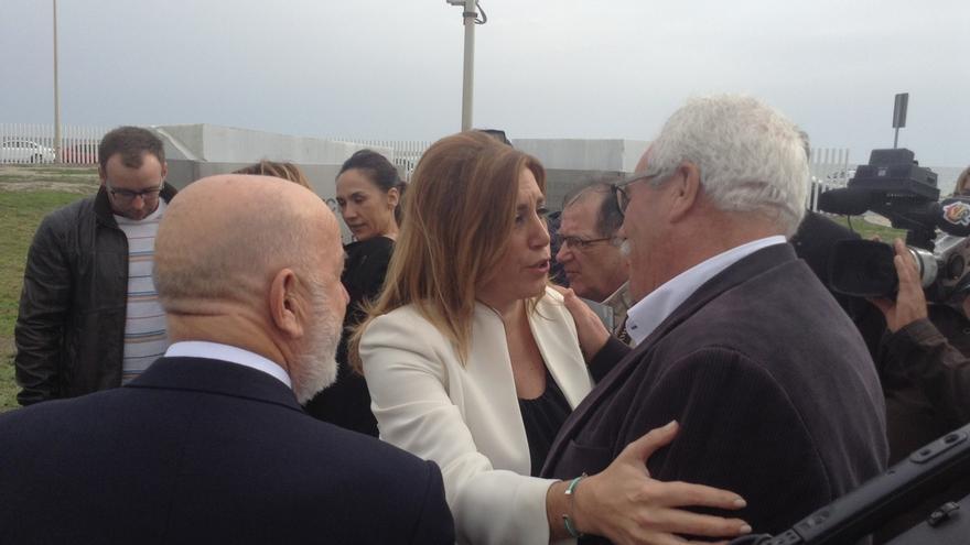 """Díaz insiste en su respeto a la decisión de la Fiscalía, mientras Sánchez cree que """"dificulta"""" el diálogo"""