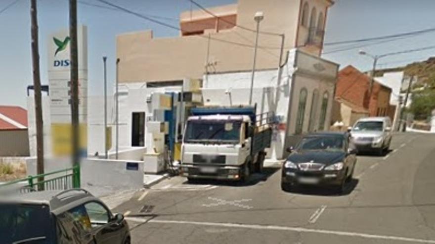 Gasolinera El Pinar