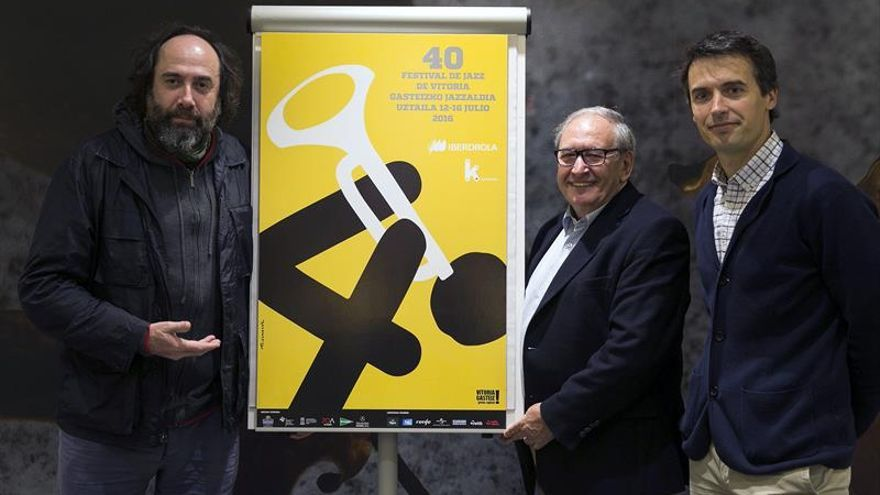 El dúo Barron y Holland, exclusiva mundial del 40 Festival de Jazz de Vitoria