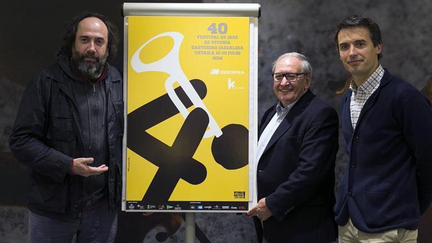 El dúo Barron y Holland, exclusiva mundial del 40 Festival de Jazz de Vitoria