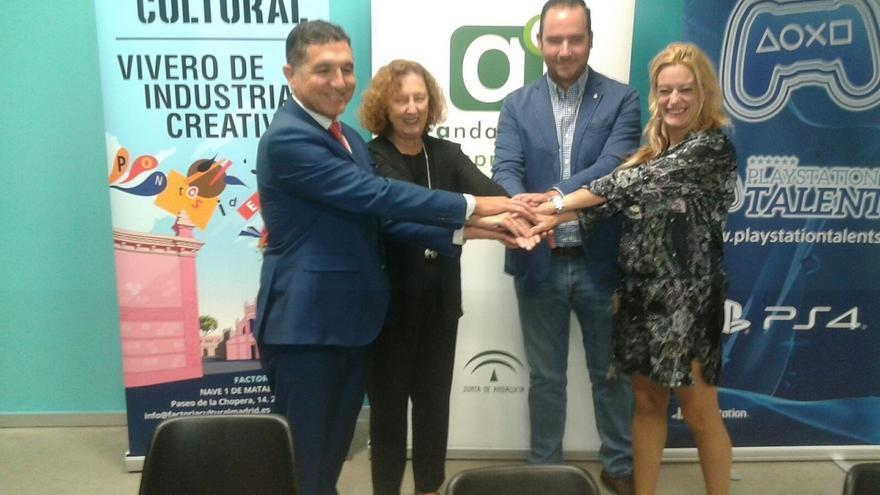 Andalucía acogerá una incubadora de videojuegos PlayStation para emprendedores de la industria creativa y tecnológica