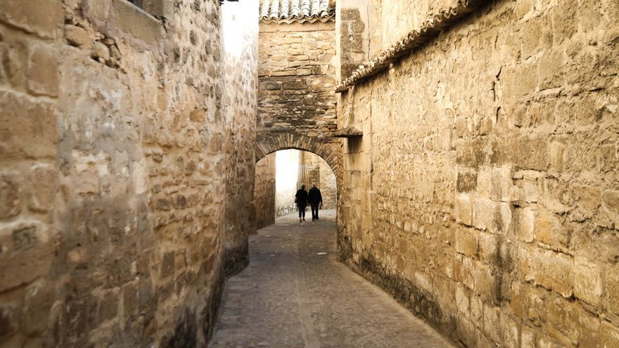 Calles de Baeza.