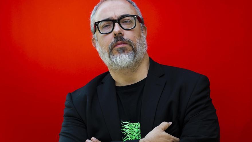 El director de cine Álex de la Iglesia, en una imagen de archivo