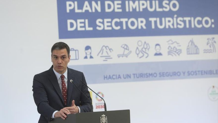 El turismo recibirá una inyección adicional de 4.262 millones de euros