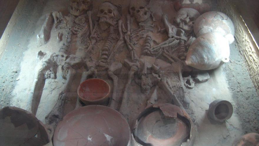 Tumba en el Parque Arqueológico de Banpo. Ian Armstrong