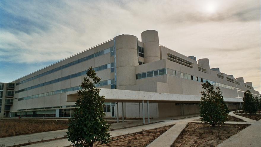 El hospital público de Fuenlabrada (Madrid).