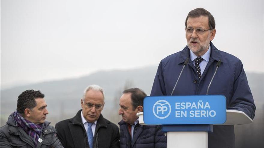 Rajoy: España no puede ser gobernada por radicales ni doctrinarios