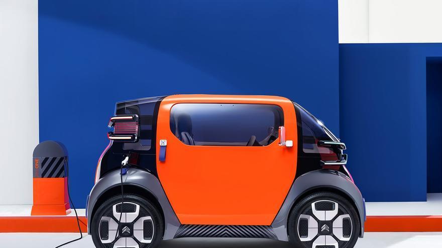 Citroën Ami One Concept.