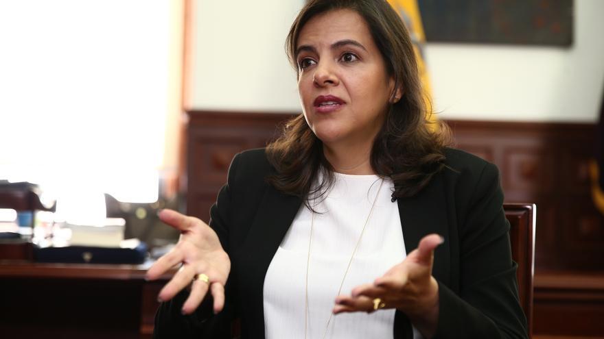 Ecuador y EE.UU. analizan el reacercamiento en sus relaciones bilaterales