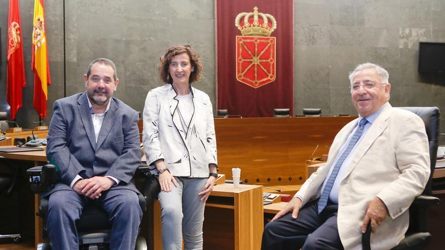 """El Patronato de la Fundación Caja Navarra, """"satisfecho"""" de que """"al fin esté integrado por todos sus miembros"""""""