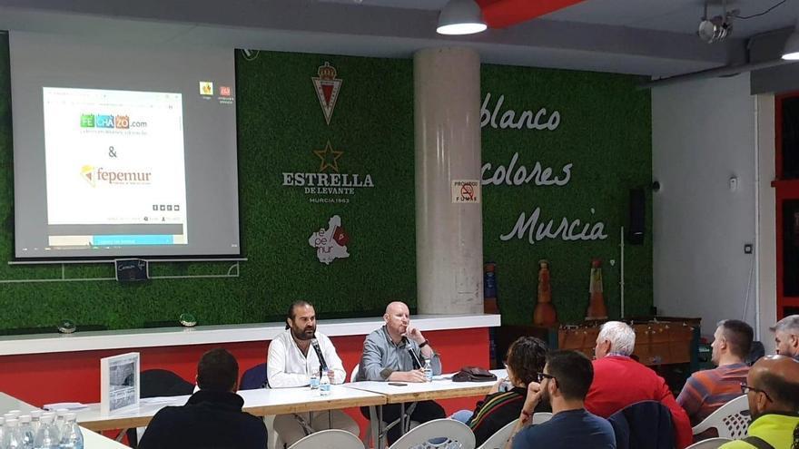Fechazo.com pone en marcha una iniciativa para recaudar dinero para el Real Murcia a través de la Lotería de Navidad