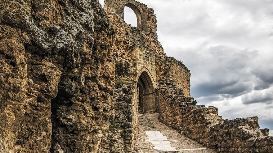 Castillo de Zorita FOTO: Gobierno de Castilla-La Mancha