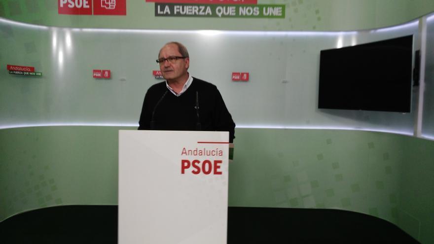 Juan Cornejo, secretario de Organización del PSOE-A.