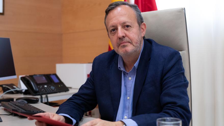 Vox se ausenta de nuevo de una reunión con el consejero de Igualdad sobre el Pacto de Estado contra Violencia de Género