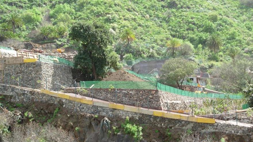 De las obras ilegales en Agaete #20