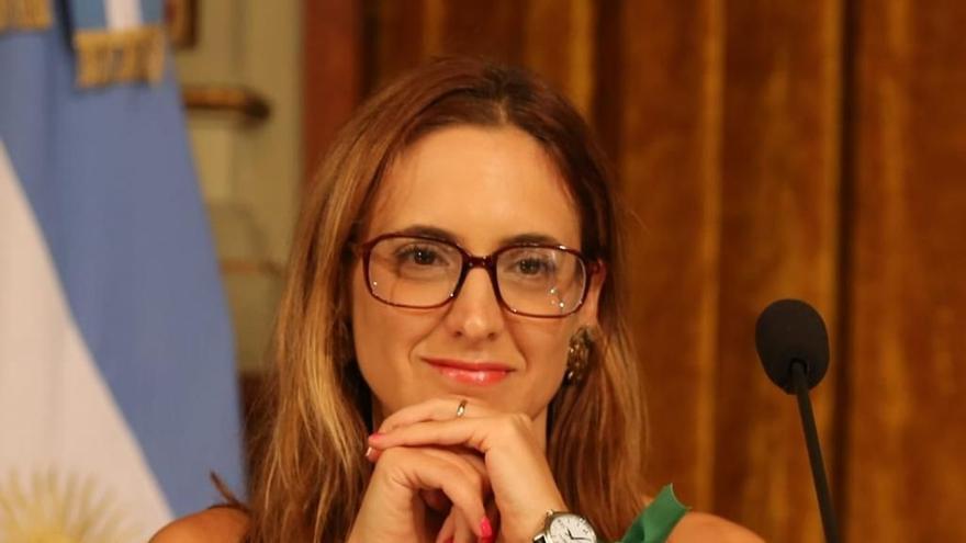 """Mara Ruiz Malec, ministra de Trabajo bonaerense: """"La vacunación también tiene un sentido productivo, estamos priorizando al personal esencial para que la economía siga funcionando"""""""