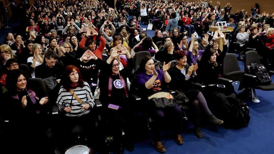 """Organizaciones feministas prevén el 8M una movilización """"potente y masiva"""""""