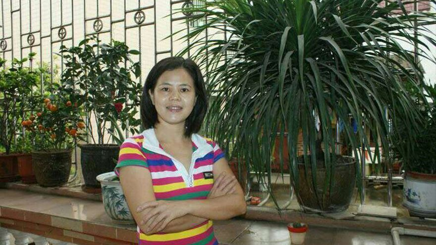 Su Changlan © Private