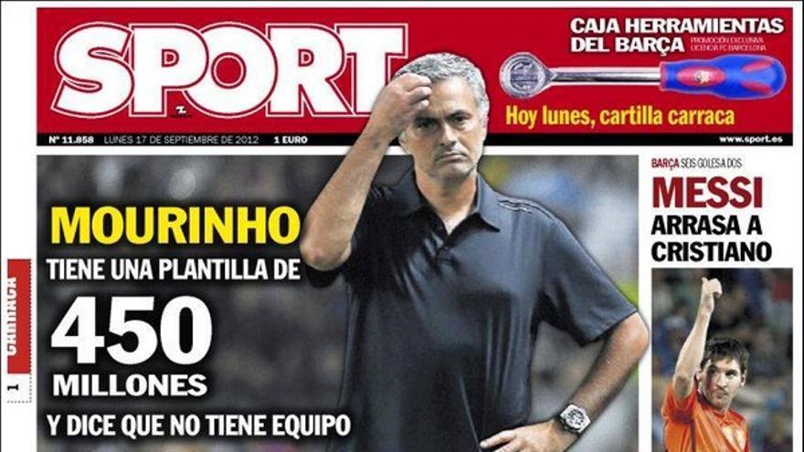 De las portadas del día (17/09/2012) #14