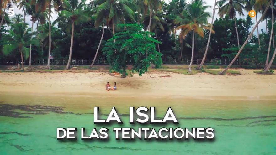 La promo de 'La isla de las tencaciones' en Mediaset