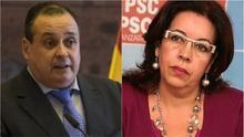 Fin a las interinidades en dos pilares del Gobierno canario: Blas Trujillo asume Sanidad y Manuela de Armas, Educación