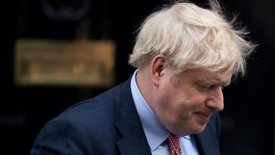 """México desea el """"pronto restablecimiento"""" de Boris Johnson del COVID-19"""