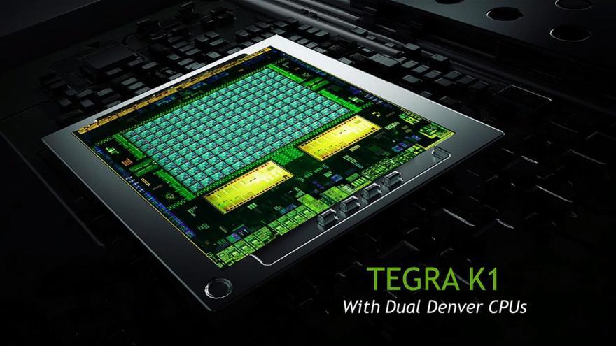 Nvidia Tegra K1 para Android