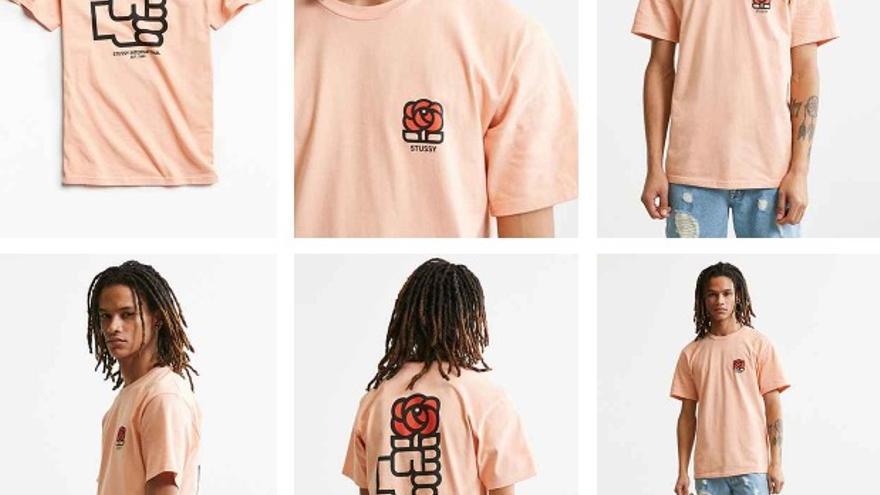 La camiseta hipster del PSOE