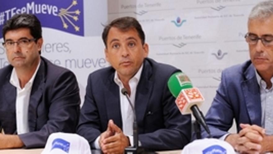 Excluir a Tenerife de la RTE-T ''atenta contra el equilibrio histórico''