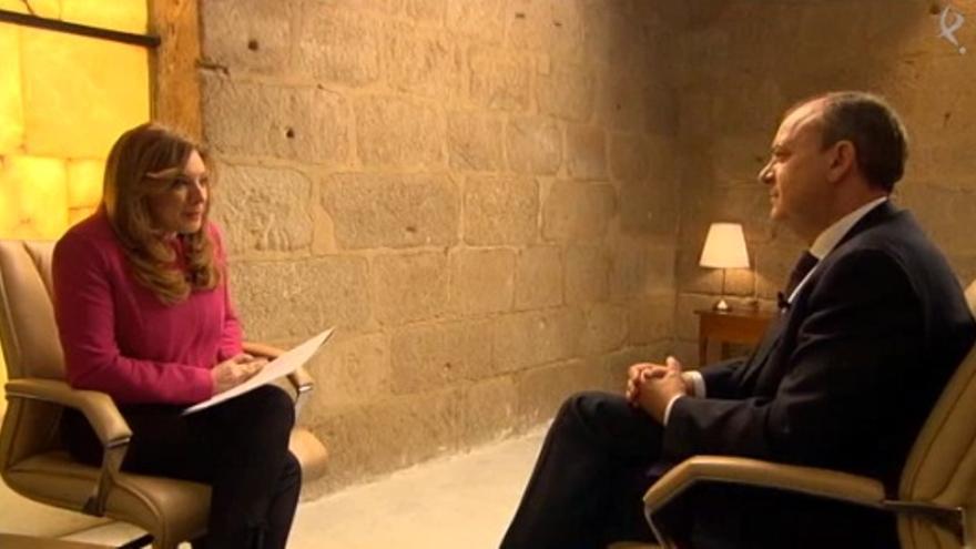 Entrevista a Monago en Canal Extremadura / http://www.canalextremadura.es/