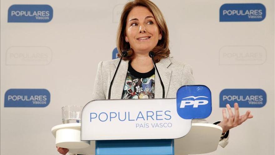 """Quiroga lamenta que el PP no haya cambiado """"las actitudes"""" antes de Podemos"""