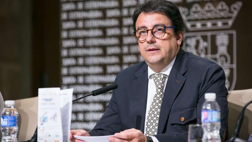 Consejero de Sanidad y Políticas Sociales, José María Vergeles / Junta