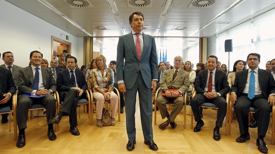 Comienza el debate para investir a Ignacio González presidente de la Comunidad de Madrid
