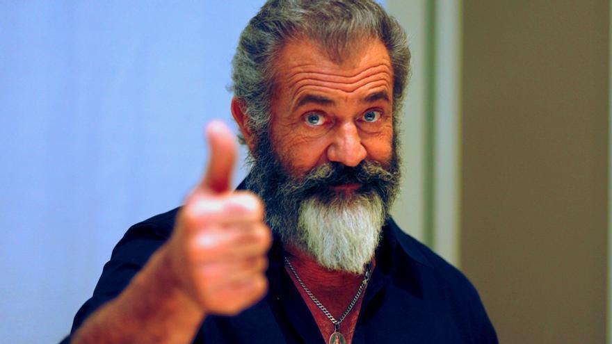 Mel Gibson en una imagen de archivo