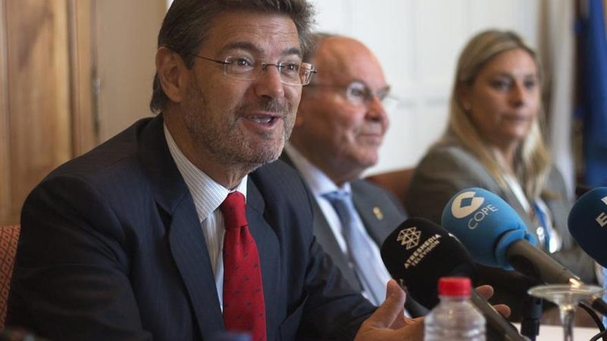 """Catalá aboga por reforma de Ley Enjuiciamiento Criminal que está """"exhausta"""""""